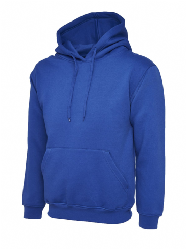 UC501 Uneek Premium Hooded Sweatshirt